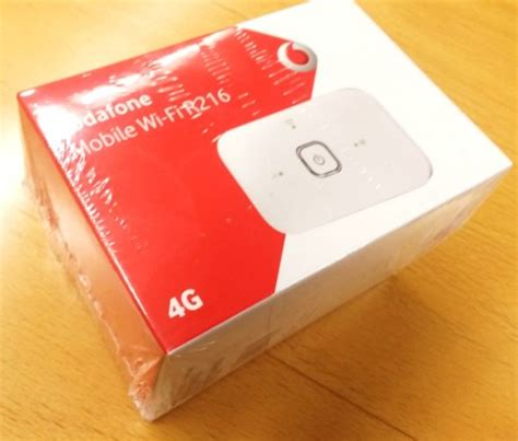 Wireless Routers - **Sealed Vodafone Mobile Wi-Fi R216