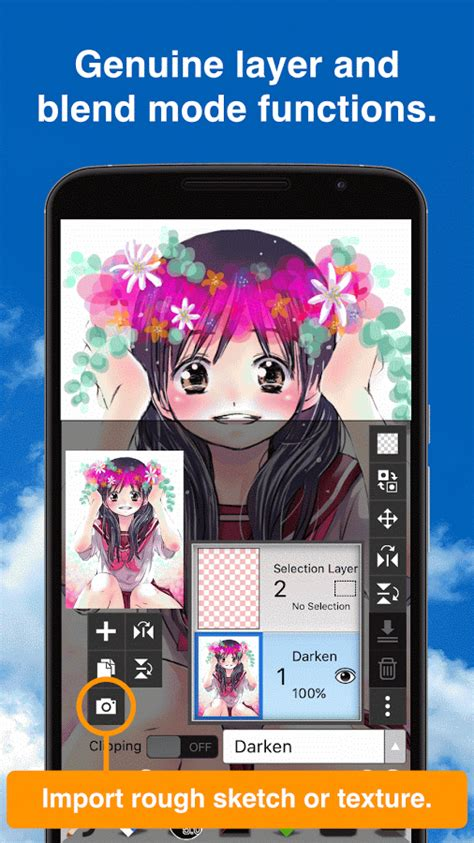 ibis Paint X - drawing anime » Apk Thing - Android Apps