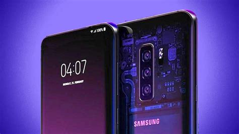 Samsung Galaxy S10 Back Cover Leaked, Reveals A Dual