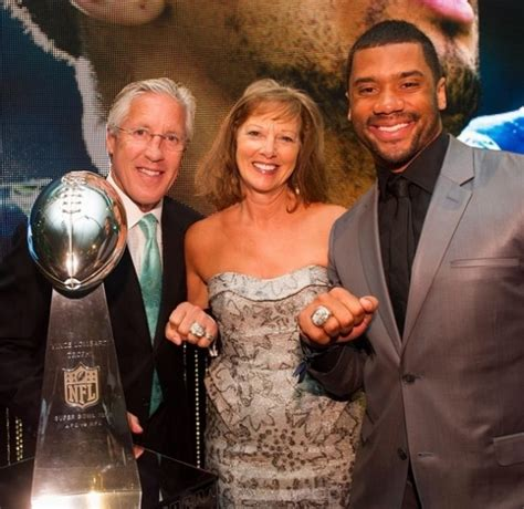 Seattle Seahawks Receive Their Super Bowl Rings With