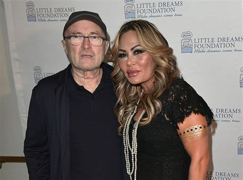 Phil Collins sues ex-wife Orianne Cevey for allegedly