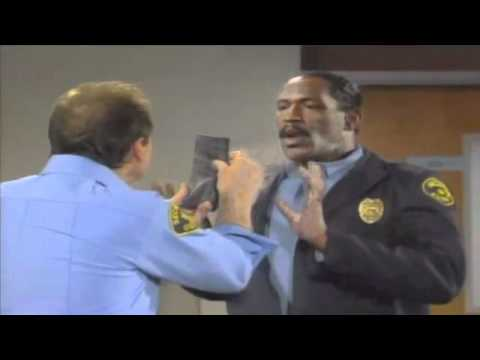 """Bubba Smith - Hightower in """"Police Academy"""" - YouTube"""