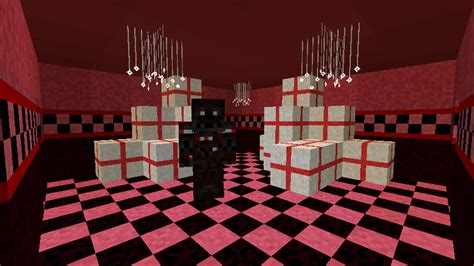 Five Nightmares at Freddy's - FNAF4 Maps - Maps - Mapping
