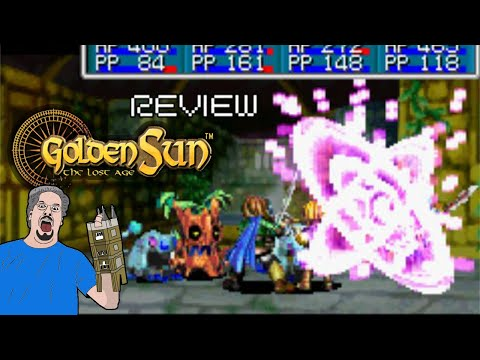 Golden Sun - The Lost Age ROM - Gameboy Advance (GBA