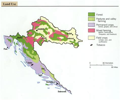 Croatia Maps - Perry-Castañeda Map Collection - UT Library