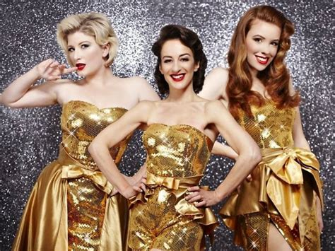 The Puppini Sisters   Music in London