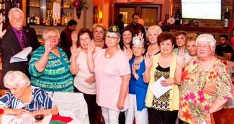 AMVETS Post 38 Ladies Auxiliary installed new officers for