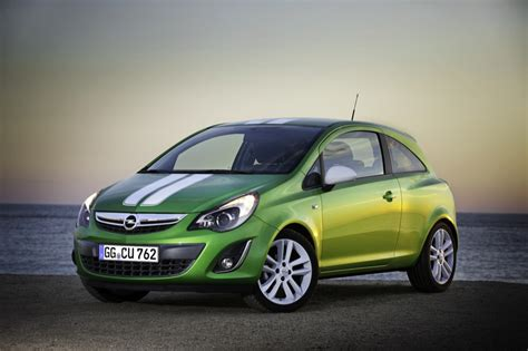 Opel Gives The Corsa Some Tweaks For 2011 Model Year | GM