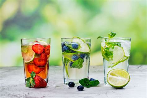 Cheryl Ng Easy and Healthy DIY Infused Water Recipes! For
