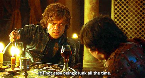 Its Not Easy Being Drunk All The Time GIFs - Find & Share