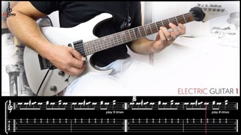 Ez Song Lessons » The Pretender – Foo Fighters Guitar 1