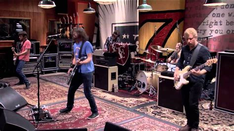 Foo Fighters - These Days (Wasting Light live from studio