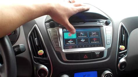 New Hyundai Tucson Limited Interior Review Two Tone