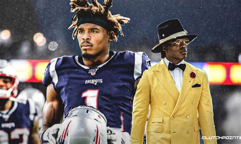 Patriots news: Cam Newton's pre-game outfit has Twitter