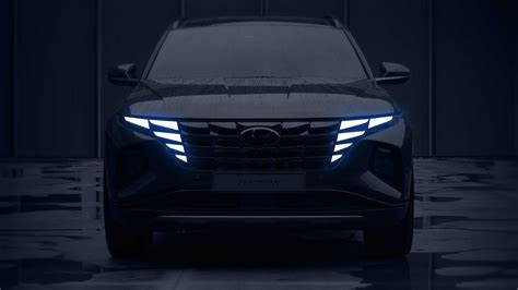 2022 Hyundai Tucson Has a Crazy Cool Face, Ford Mustang