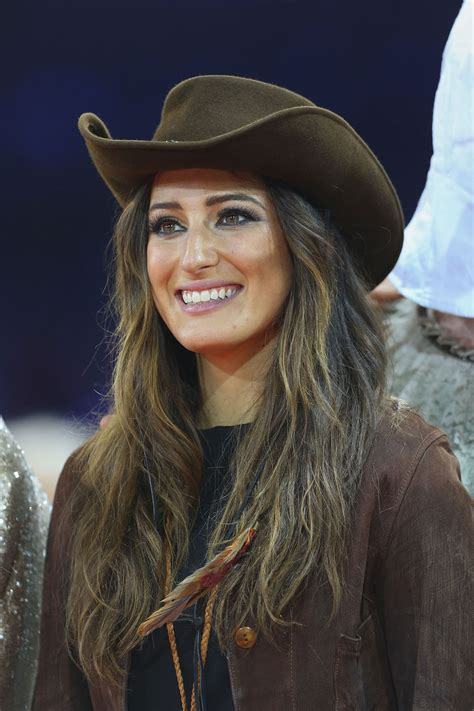 JESSICA SPRINGSTEEN at Gucci Horse Riding Masters in Paris