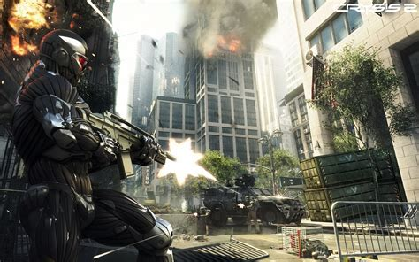 Crysis 2 Gameplay Wallpapers | HD Wallpapers | ID #9090