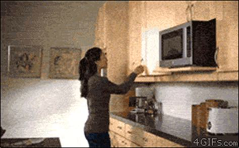 Funny Animated Kitchen And Cooking Gifs - Best Animations