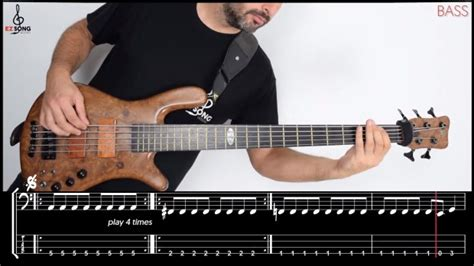 Ez Song Lessons » The Pretender – Foo Fighters [BASS]