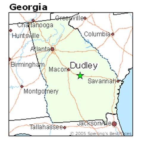 Best Places to Live in Dudley, Georgia
