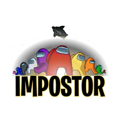 IMPOSTOR AND CREWMATE AMONG US - Impostor And Crewmate